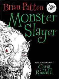 Image result for monster slayer brian patten