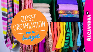 closet organization on a budget part 4 of 4 dollar organizing you