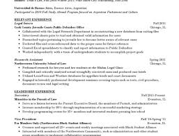 Law School Resume Law School Resume Example Admissions Template Recent Graduate 15