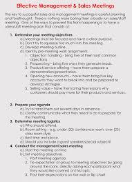 Agenda Format Sample Free Sales Meeting Agenda Templates Make Meetings Progressive