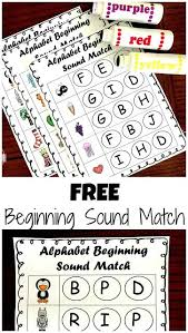 Activity worksheets for beginner phonics books. Free Phonics Beginning Sounds Do A Dot Worksheets