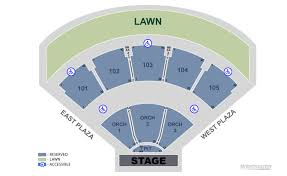 Chastain Park Amphitheatre Seating Chart Chastain Park Amphitheatre Online Charts Collection