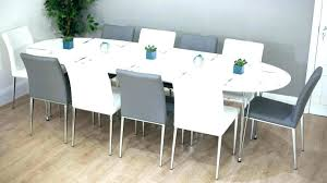 staggering dining table seating 8 room seat 10 seats large that circular tables white or natural