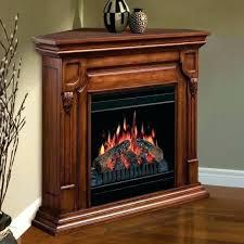 electric fireplace log set duraflame