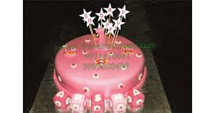 Send Girls First Birthday Cake To Gurugram Online Buy Girls First