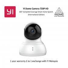 <b>YI Dome Camera 720P</b> HD | Official <b>Yi</b> Malaysia - NGSH
