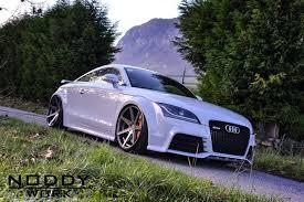 Audi TT Widebody by Laini Design - GTspirit