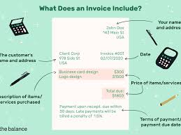 Invoice Price What Is An Invoice And What Does It Include
