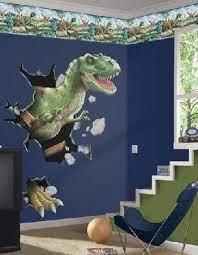 99 dinosaur themed kids rooms ideas