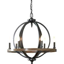 birch 6 light candle style chandelier reviews lighting best of franklin iron works bennington collection 5