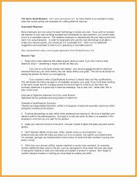 Skills And Abilities Resume Examples Best Cover Letter Template
