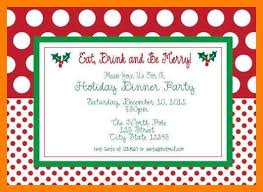 8 Free Online Christmas Party Invitations Templates St