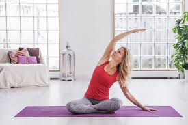 why do we practice yoga in the morning