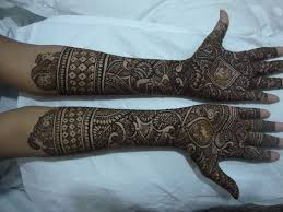Bridal Mehndi Designs For Hands She9 Change The Life Style