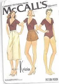 Bodysuit Sewing Pattern Delectable McCalls Pattern 448 Lingerie Leotard Yoga Bodysuit Size 48 Bust 4848