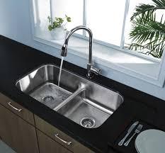 Elkay Perfect Drain DropInUndermount Stainless Steel 33 In 2 Home Depot Kitchen Sinks Top Mount