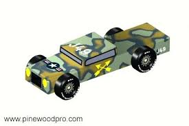 Fast Pinewood Derby Car Designs Very Simple Living