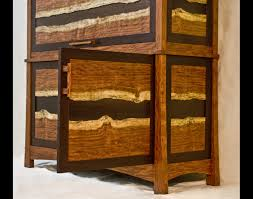 Stock On Gun Cabinet The Bubinga And Wenge Gun Safe Cabinet By Corlis Woodworks Made