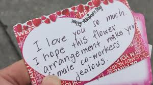 So that makes it a great surprise! Messages From The Heart How Those Handwritten Notes Get On Valentine S Day Cards Wwltv Com