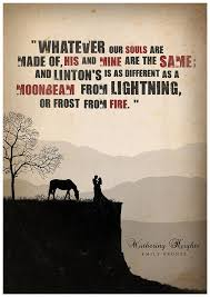 the best wuthering heights ideas wuthering  wuthering heights literature poster quote poster by redpostbox