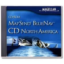 Mapsend Bluenav Charts Magellan Mapsend Bluenav Cd Walmart Com
