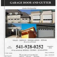 a 1 garage doorsA1 Garage Door and Gutter  Garage Door Services  2027 Fescue St