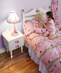 poodle theme cotton bedding for girls rooms