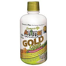 <b>Source of Life Animal</b> Parade Gold Liquid - Tropical Berry (30 Fluid ...