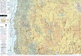 Great Falls Sectional Chart Faa Chart Vfr Sectional Klamath Falls Skf Current Edition