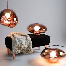 melt surface lamp by tom dixon