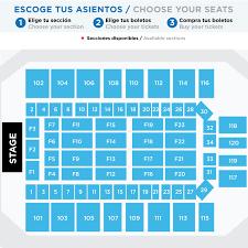 Mesquite Arena Seating Chart Bueno La Mala El Feo Fest Tickets Boletos Rodeo De Mesquite