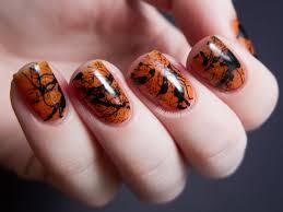 Halloween Nail Art Designs - thraam.com