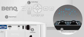Обзор смарт-<b>проектора BenQ EH600</b> Full HD с OS Android