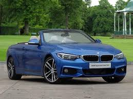 BMW Convertible 4 series bmw convertible : Used 2017 BMW 4 Series 420d M Sport Convertible for sale in ...