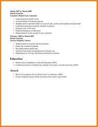 Dental Assistant Objective For Resume Dental Assistant Objective Resume Resume Online Builder 66