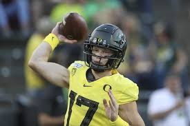 Cale Millen Football University Of Oregon Athletics