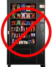 Why Should We Have Vending Machines In School