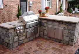 outdoor kitchen cabinet component system l series l angle