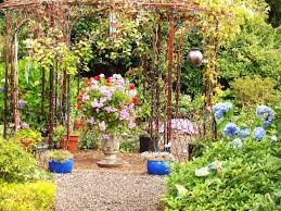 Small Picture Garden Ideas My Sweet Cottage