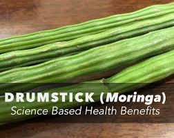 science based health benefits of drumstick moringa oleifera