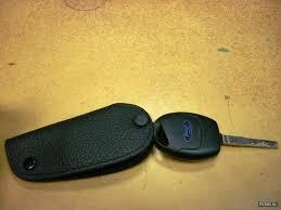 <b>Чехол для ключа</b> FF2 - Ford Focus 2