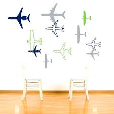Dream Catcher Airplane Vintage Wall Decal Dream Catcher Wall Decal Interior Decor Home 86