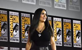 Her father, sami hayek domínguez, is a lebanese mexican, with his ancestors hailing from the city of baabdat, lebanon, a city salma and her father visited in 2015 to promote her movie kahlil gibran's the prophet. Salma Hayek To Portray Pina Auriemma In Ridley Scott S House Of Gucci Mxdwn Movies