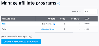 How to increase ticket sales with an affiliate program | Eventbrite ...