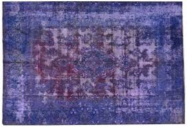 the fabulous outcome of decolourising and overdying hand knotted vintage rugs we collect vintage rugs that need a new lease of life and through a process