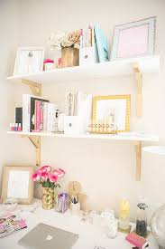girly office. Beautiful Girly Office Decor How To Make A Small Space Work