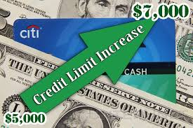 Credit Limit Increase On Citi Double Cash Credit Card