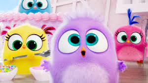 Täglich einen Kurzen: THE ANGRY BIRDS MOVIE 2 – Happy Mother's Day from the  Hatchlings!