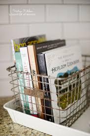 Kitchen Storage Best 20 Cookbook Storage Ideas On Pinterest Cookbook Display