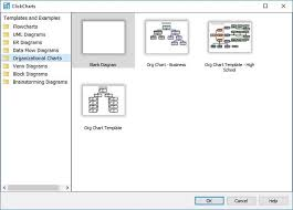 Clickcharts Free Flowchart Maker Free Download And
